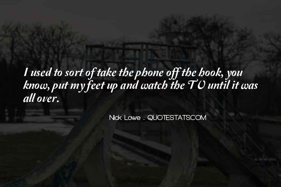 Phones Off Quotes #1372625