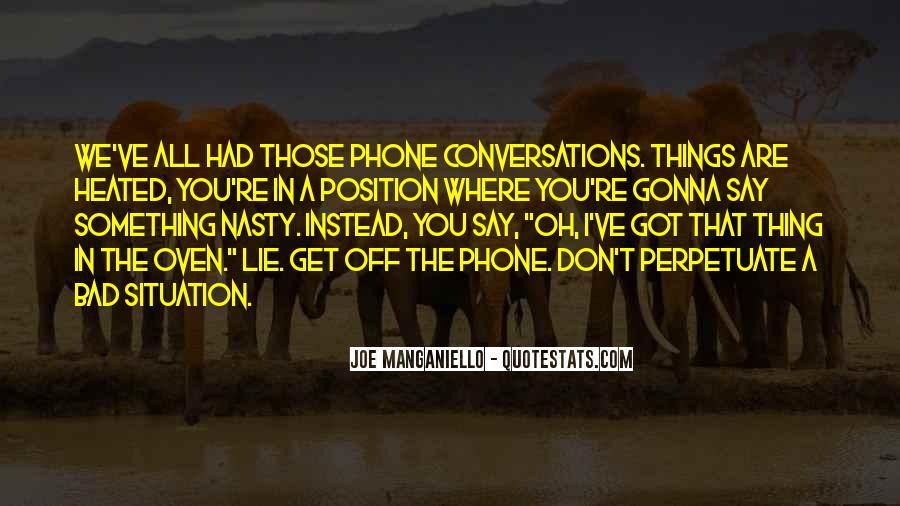 Phones Off Quotes #25606