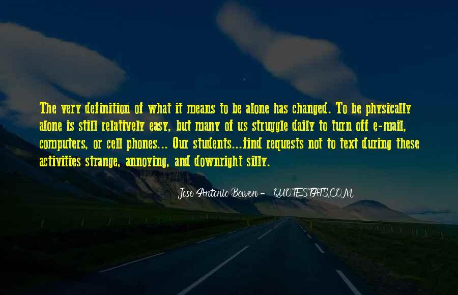 Phones Off Quotes #385496