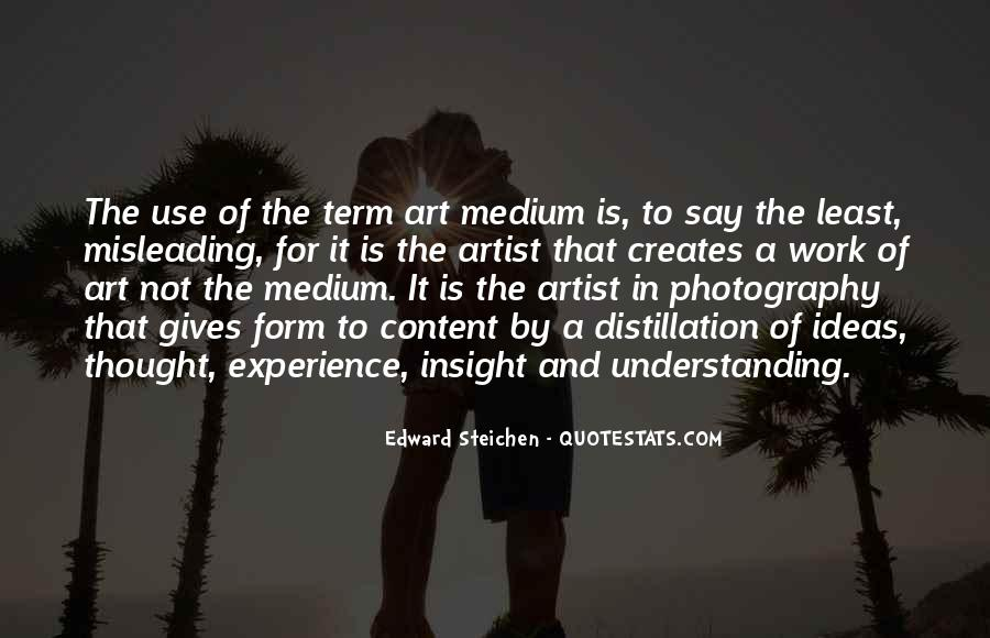 Photography Art Form Quotes #1310663