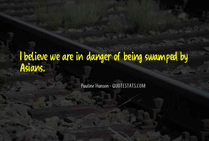Quotes About Swamped #1365434