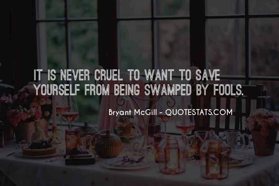 Quotes About Swamped #279809