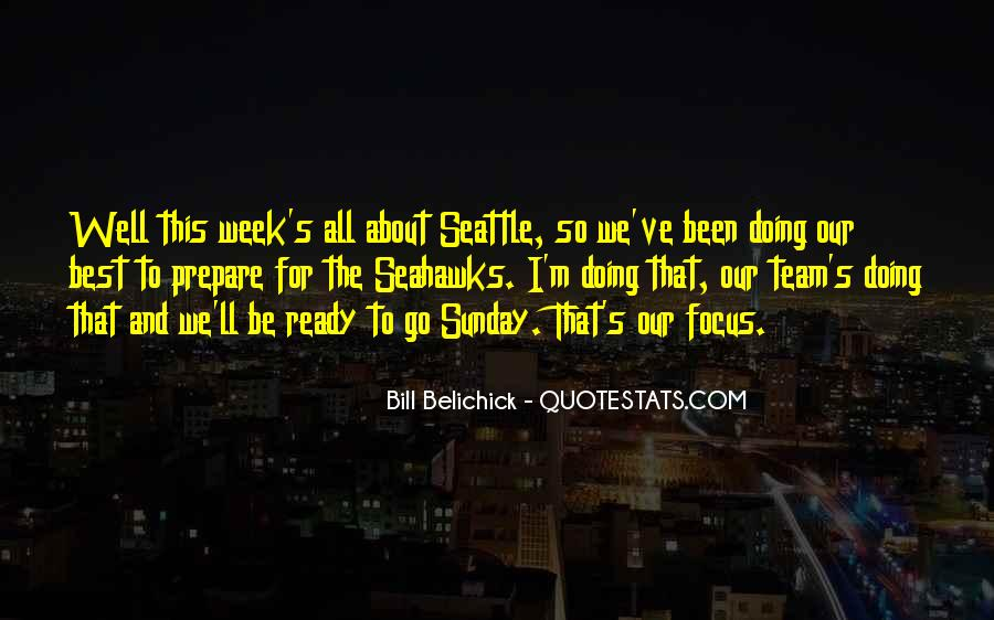 Quotes About Seattle Seahawks #1726353