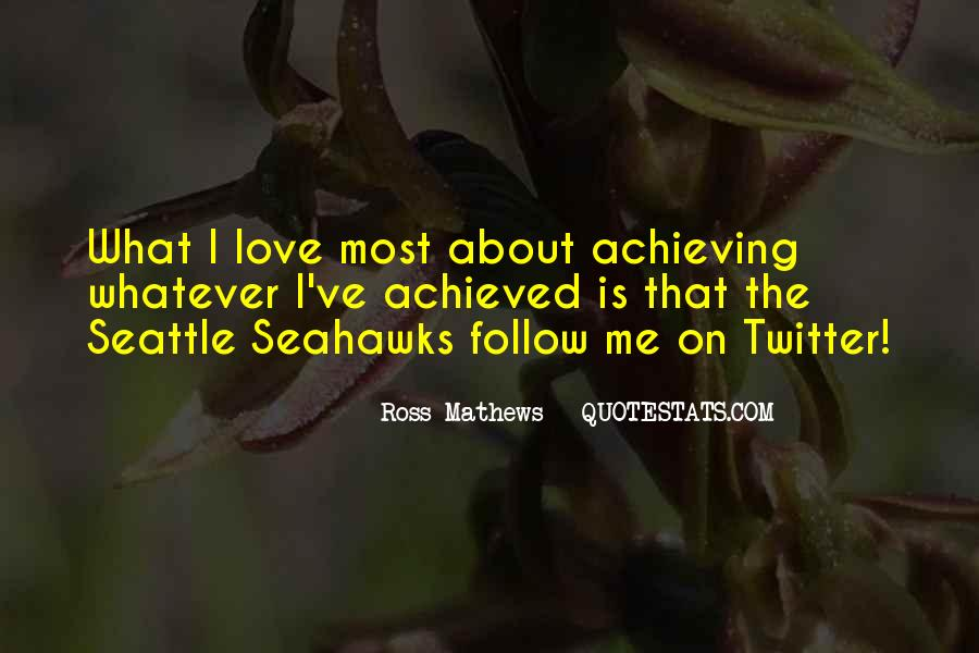 Quotes About Seattle Seahawks #1754923
