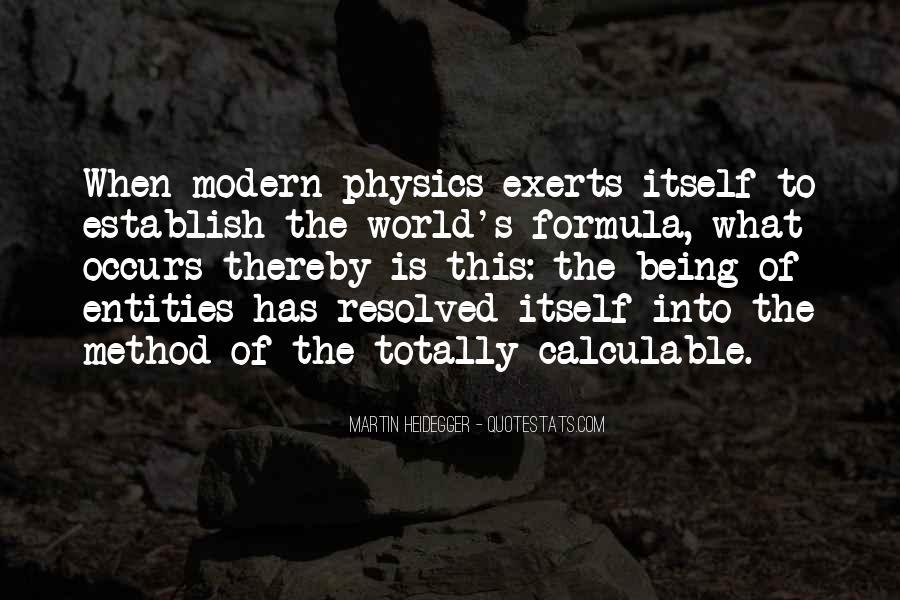 Physics Formula Quotes #43682