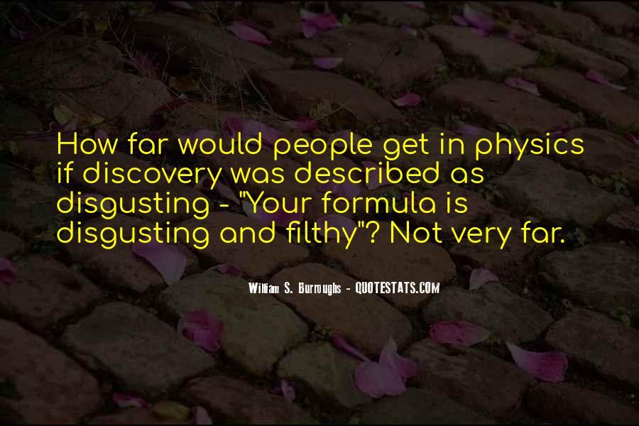 Physics Formula Quotes #487803