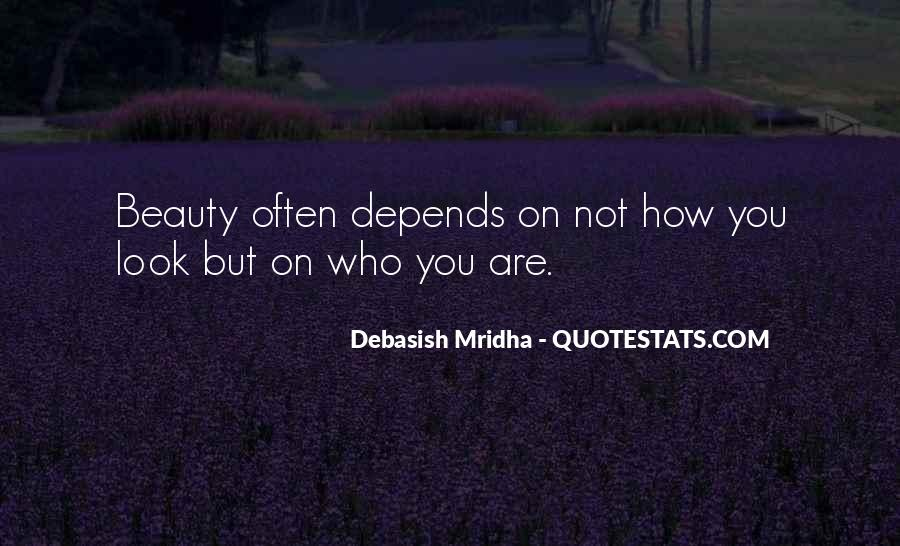 Quotes About Beauty Is Only Skin Deep #1180331