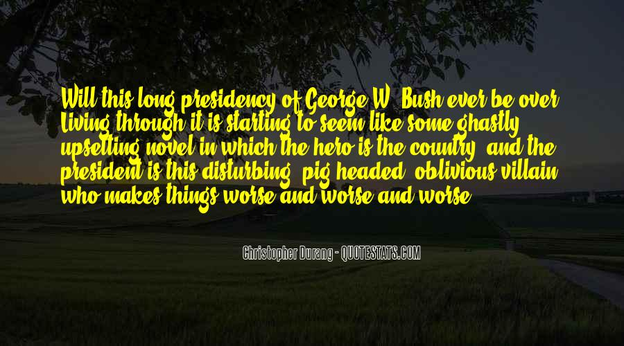 Pig Headed Quotes #1341523