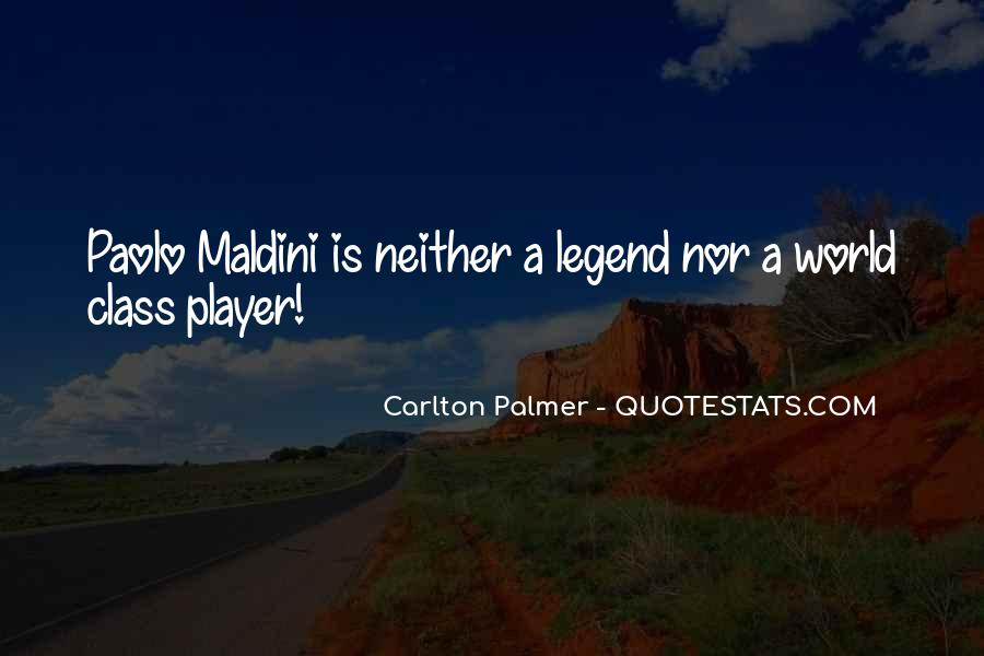 Quotes About Carlton Palmer #1728127