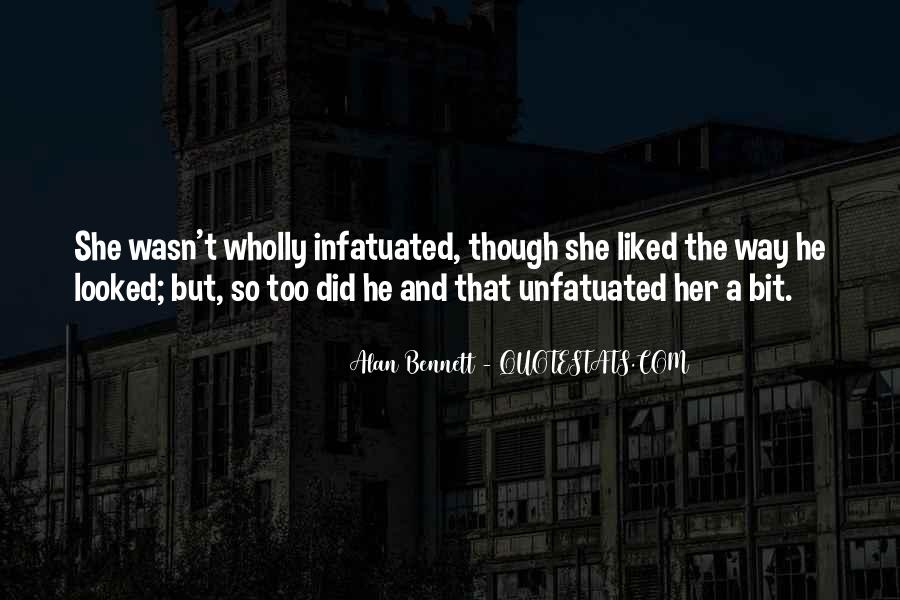 Quotes About Alan Bennett #457654