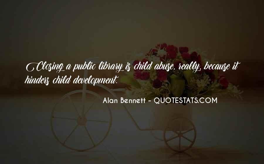 Quotes About Alan Bennett #667852