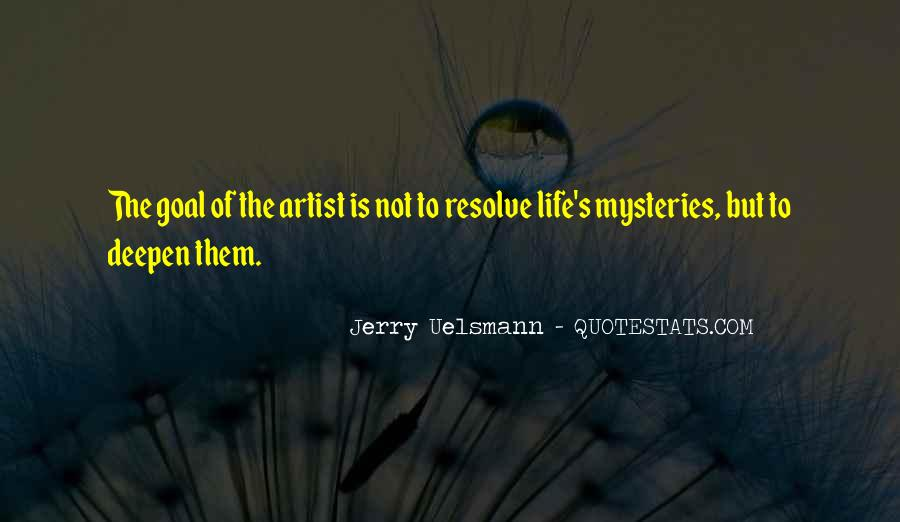 Quotes About Jerry Uelsmann #1467207