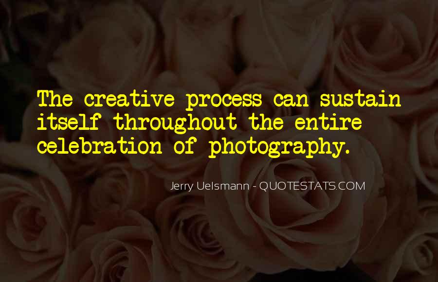 Quotes About Jerry Uelsmann #1689379