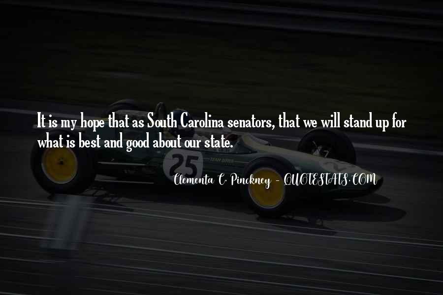 Pinckney Quotes #1043697