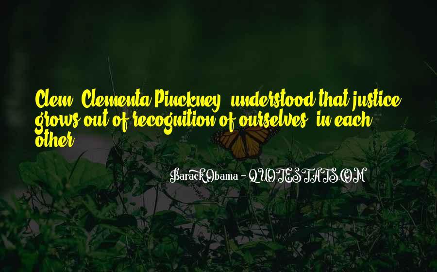 Pinckney Quotes #1445330