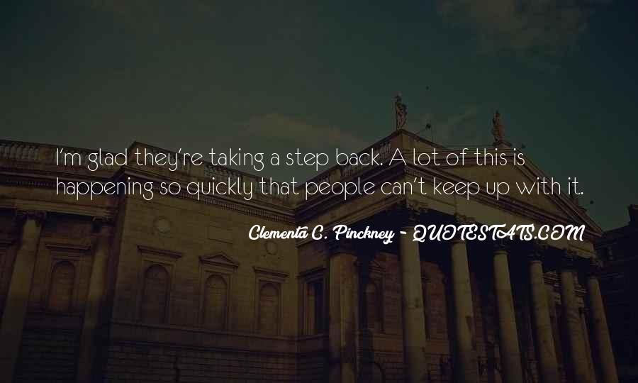 Pinckney Quotes #1512889