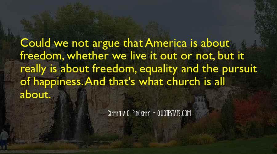 Pinckney Quotes #1578370
