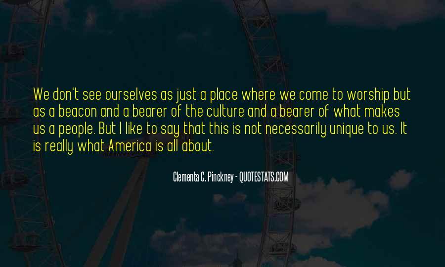 Pinckney Quotes #626864