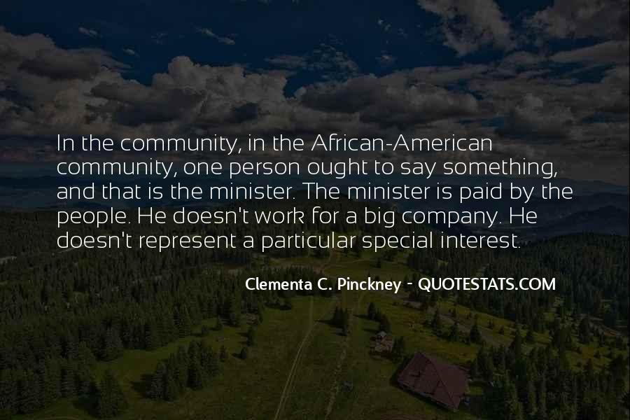 Pinckney Quotes #670305