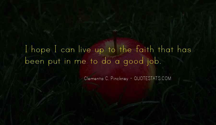Pinckney Quotes #818256