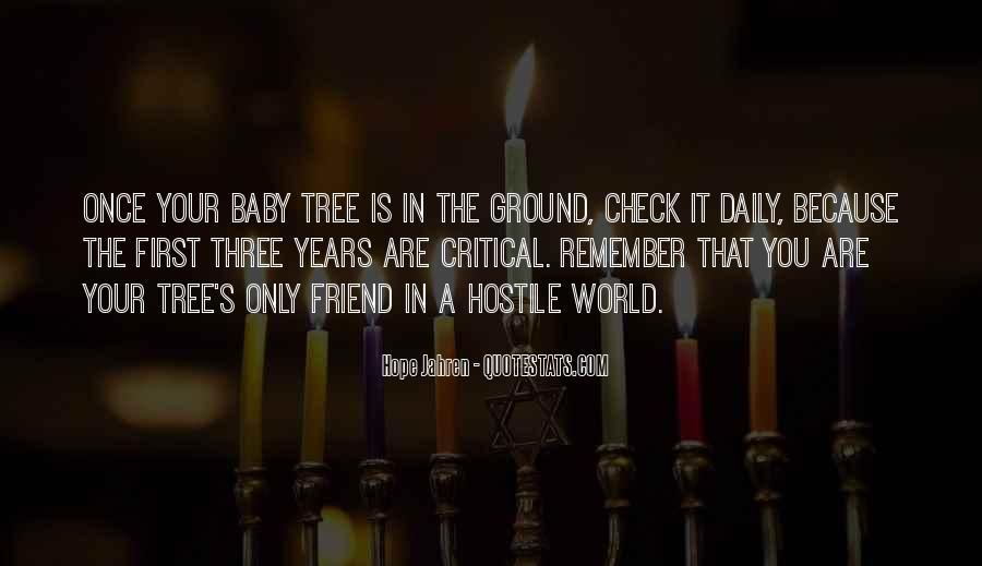Pines Tree Quotes #1286920