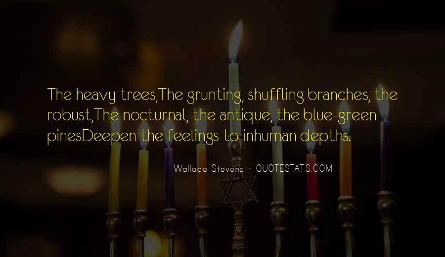 Pines Tree Quotes #310759