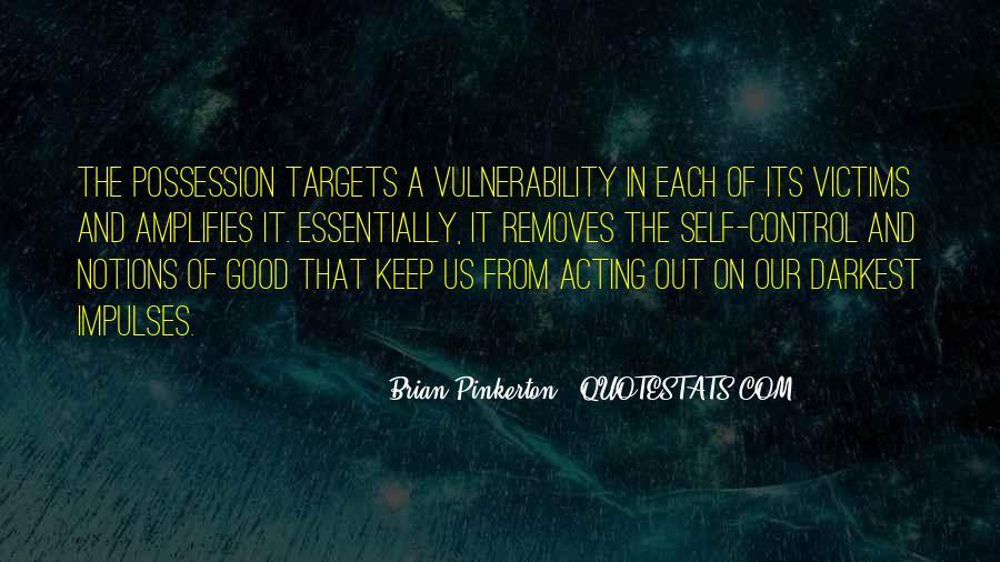 Pinkerton Quotes #1086255