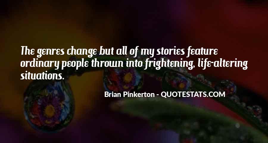 Pinkerton Quotes #226402