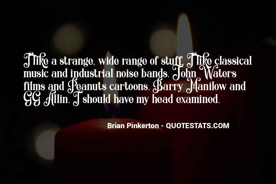 Pinkerton Quotes #623534