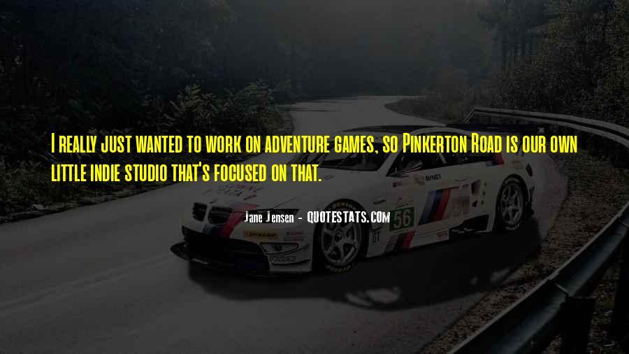 Pinkerton Quotes #779505