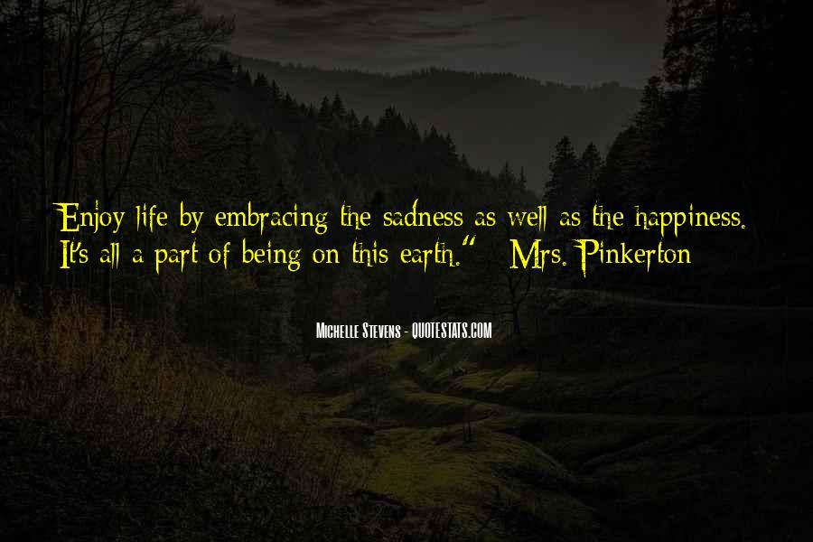 Pinkerton Quotes #973337