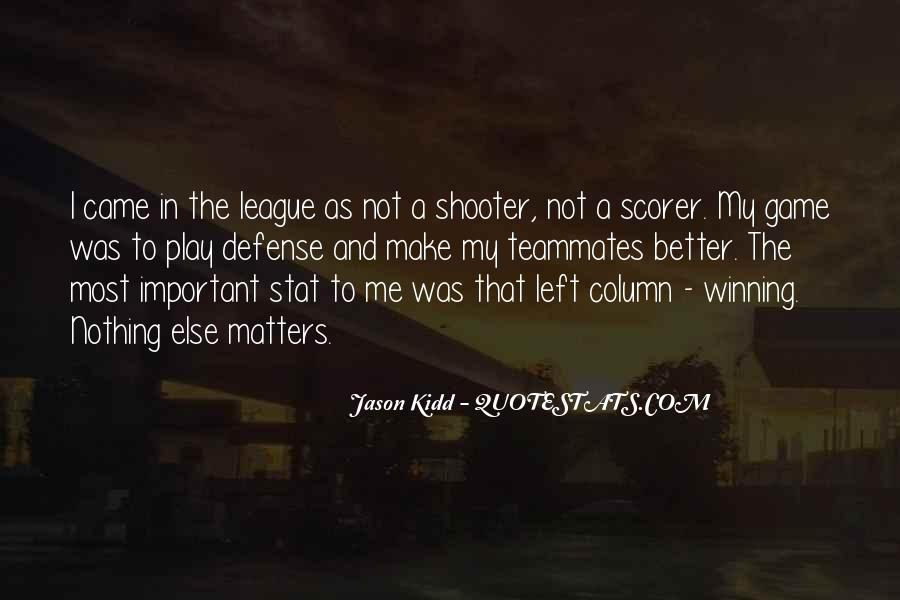 Quotes About A Teammates #1015243