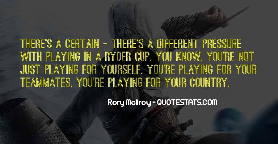 Quotes About A Teammates #104232