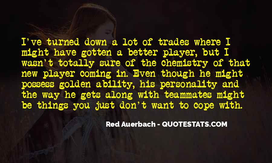 Quotes About A Teammates #1068040