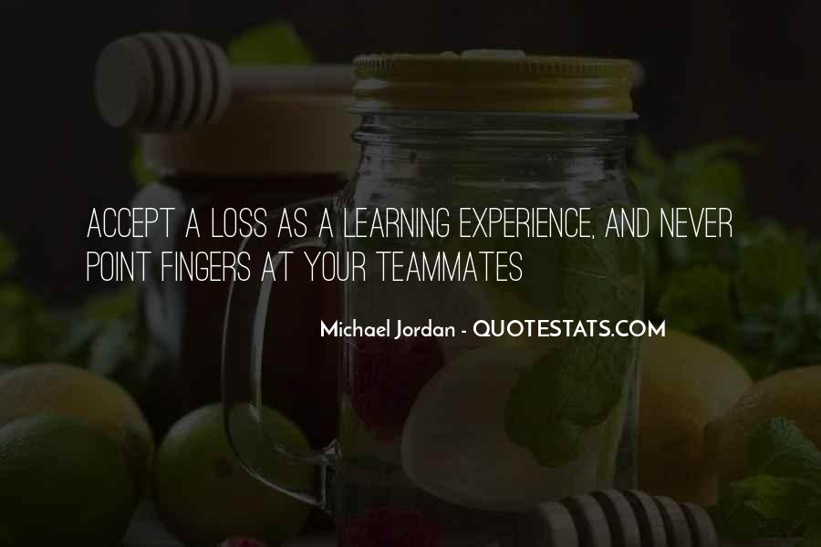 Quotes About A Teammates #133385