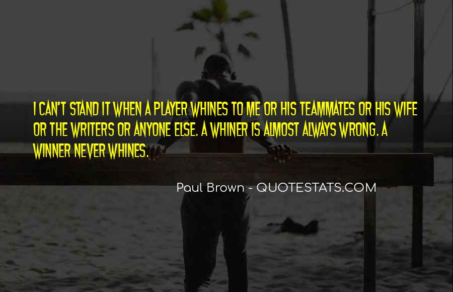 Quotes About A Teammates #1346018