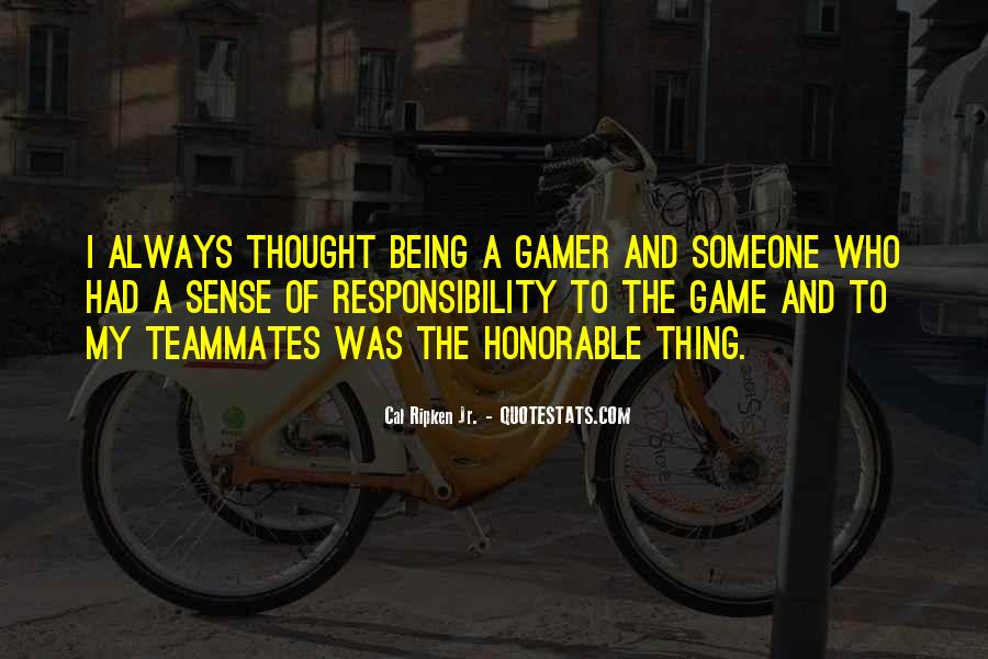Quotes About A Teammates #82906