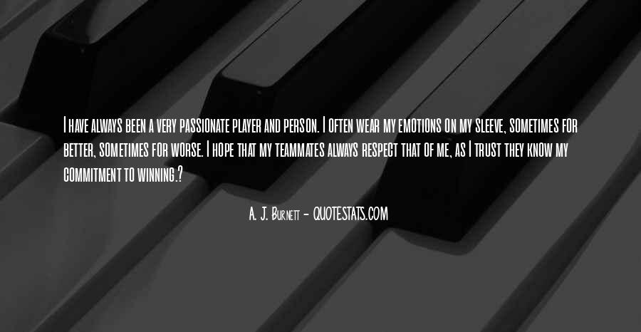 Quotes About A Teammates #920375