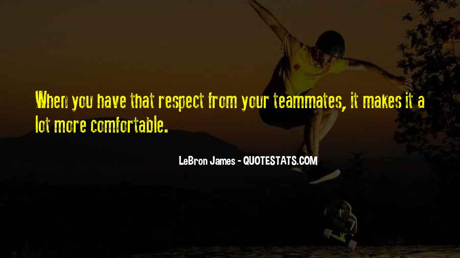 Quotes About A Teammates #995818