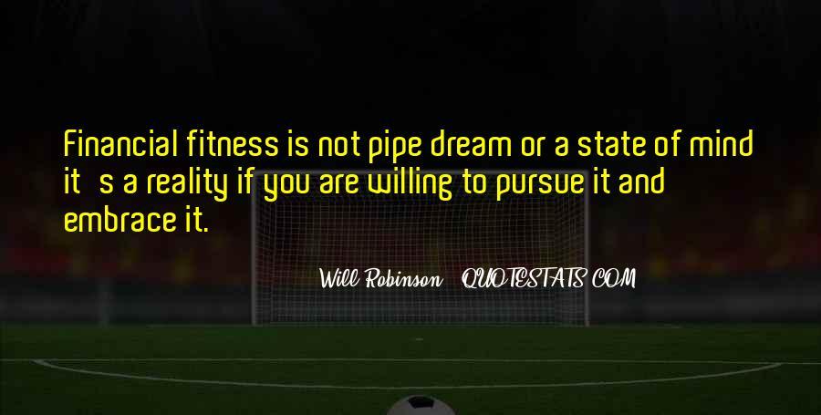 Pipe Dream Quotes #1154910