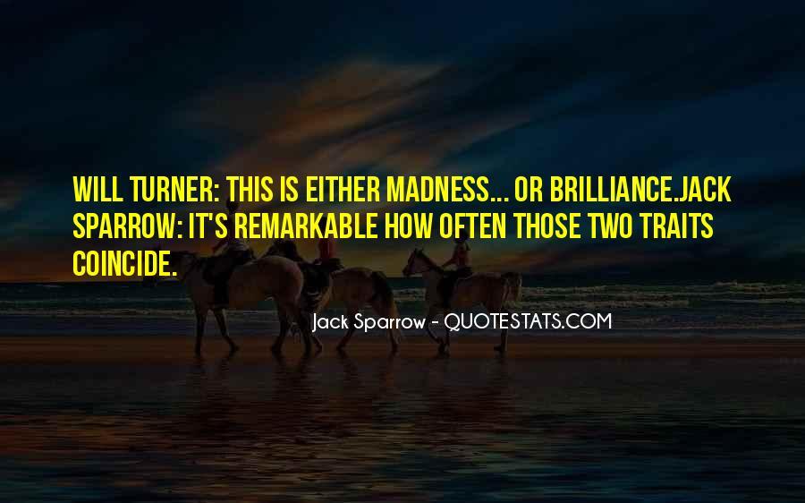 Pirates Of Caribbean Quotes #1057695