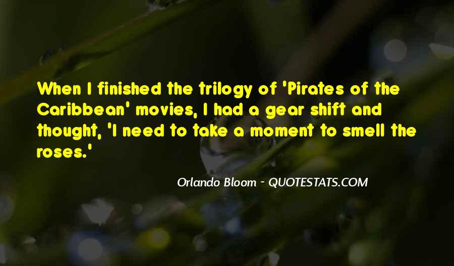 Pirates Of Caribbean Quotes #1429831