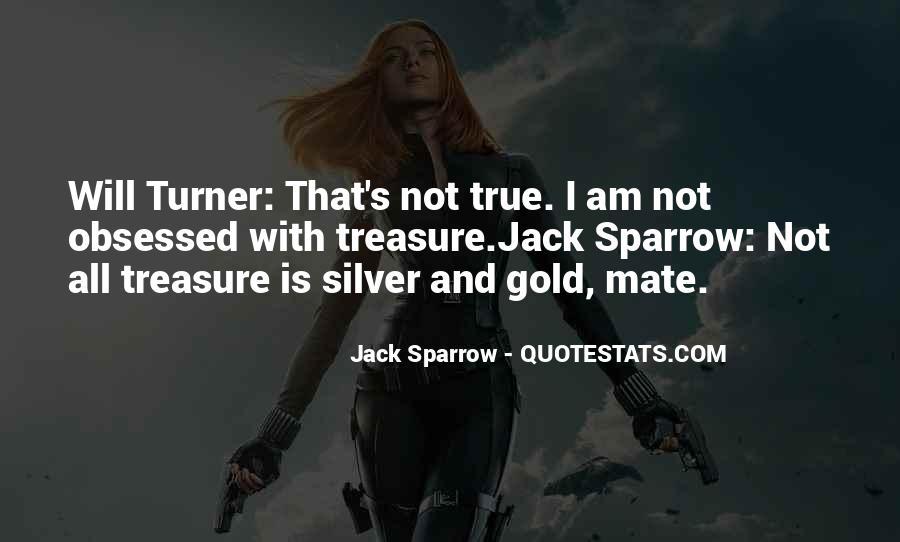 Pirates Of Caribbean Quotes #1624350