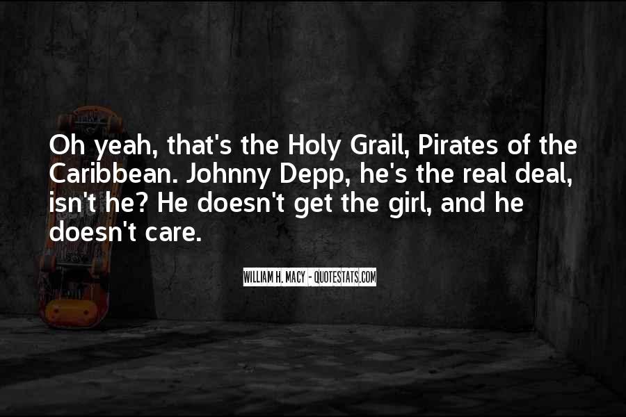 Pirates Of Caribbean Quotes #174520