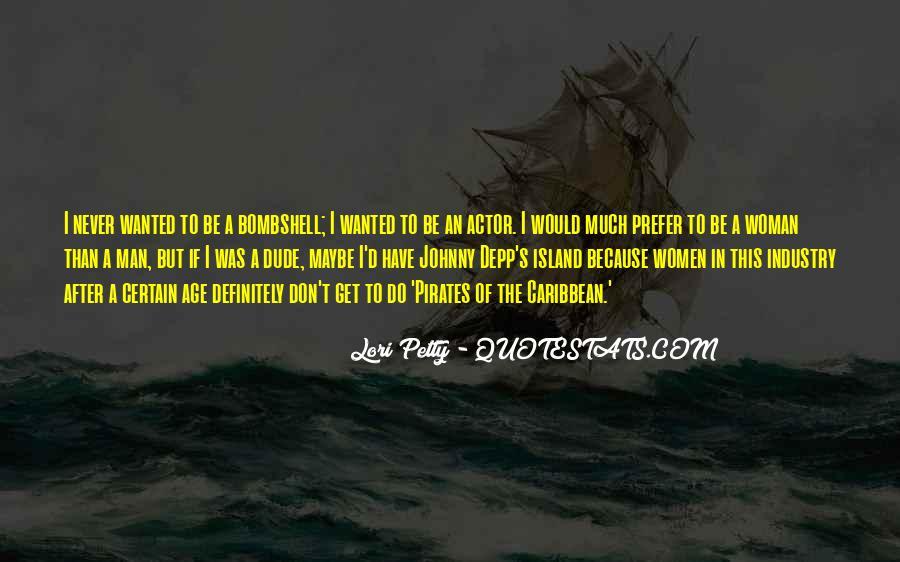 Pirates Of Caribbean Quotes #1855139