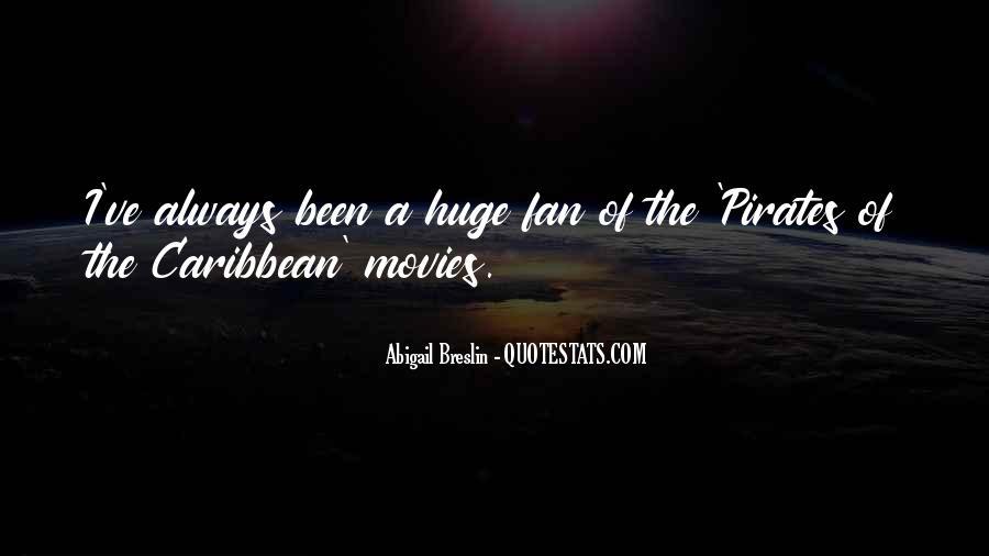 Pirates Of Caribbean Quotes #393304