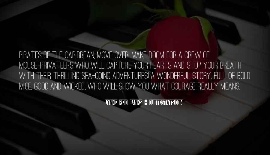 Pirates Of Caribbean Quotes #524478