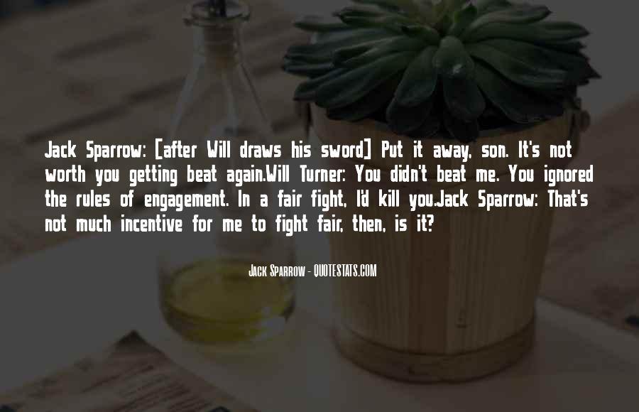 Pirates Of Caribbean Quotes #90650