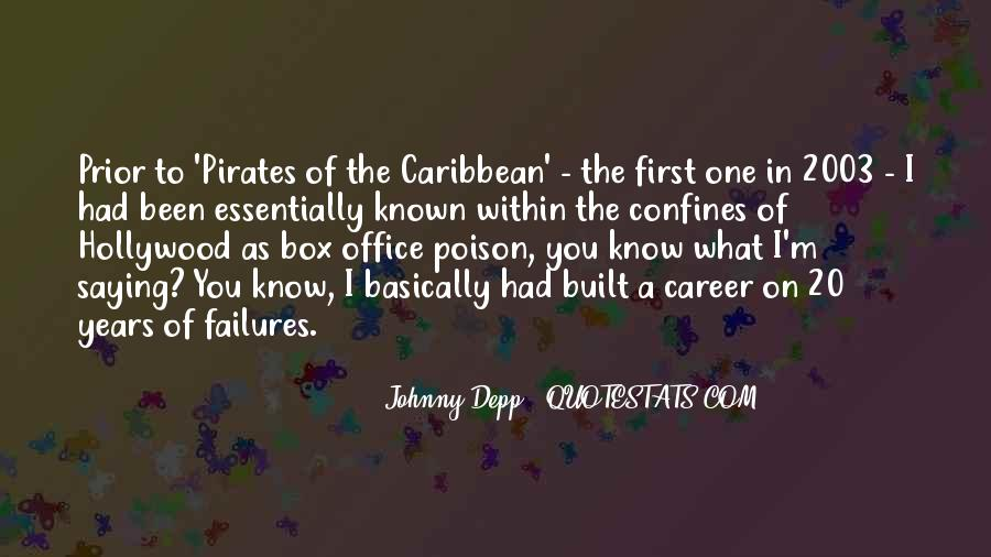 Pirates Of The Caribbean 4 Best Quotes #1459635