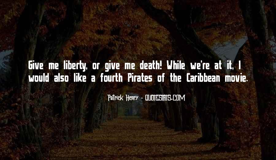Pirates Of The Caribbean 4 Quotes #1302671